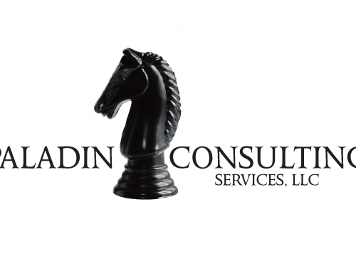 Paladin Consulting's logo design