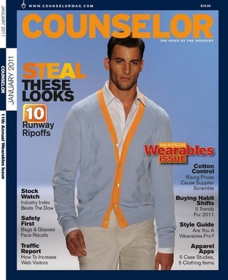 Counselor Magazine Cover