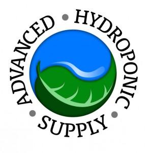 Advanced Hydroponic Supply's four color logo design