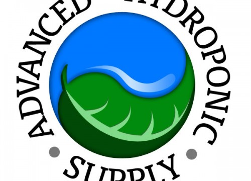 Advanced Hydroponic Supply's four color logo design