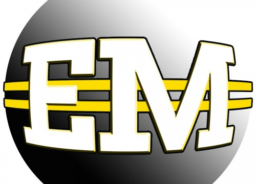 this is an example of Elite Marking's logo design