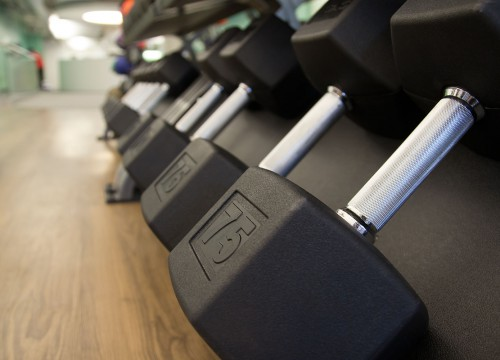 this is an example of Unicus Fitness' Location Photography