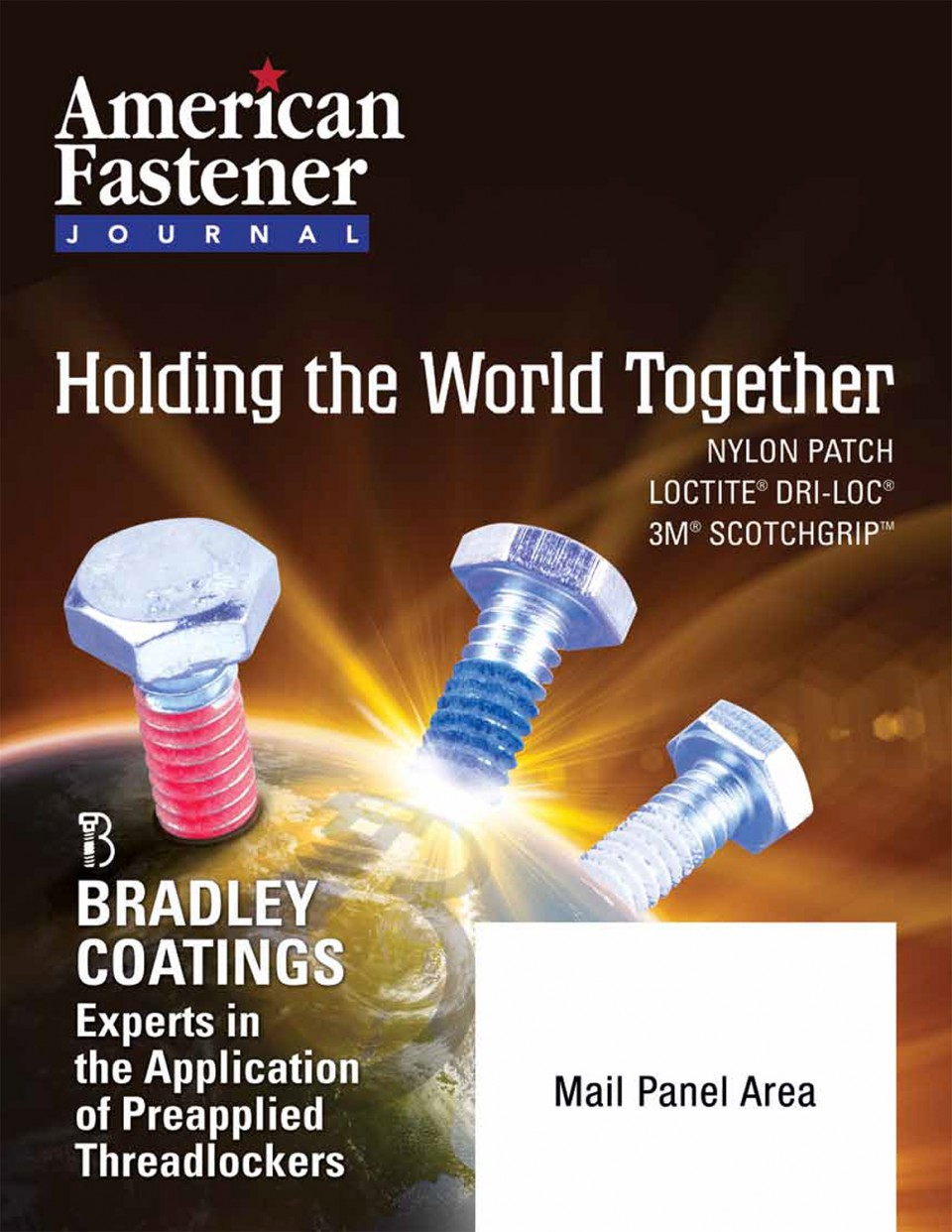 this is an example of Bradly Coating's print advertising