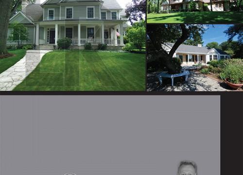 Booklet design for the Lance Kammes Real Estate company